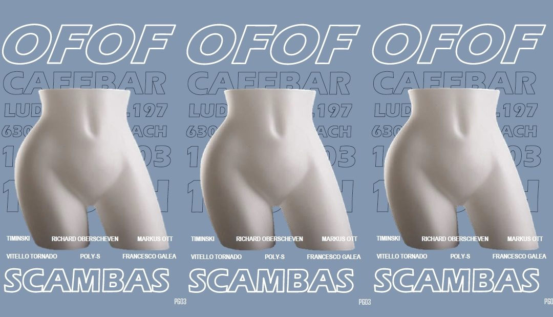 SCAMBAS   X  OFOF : 16.03.2019