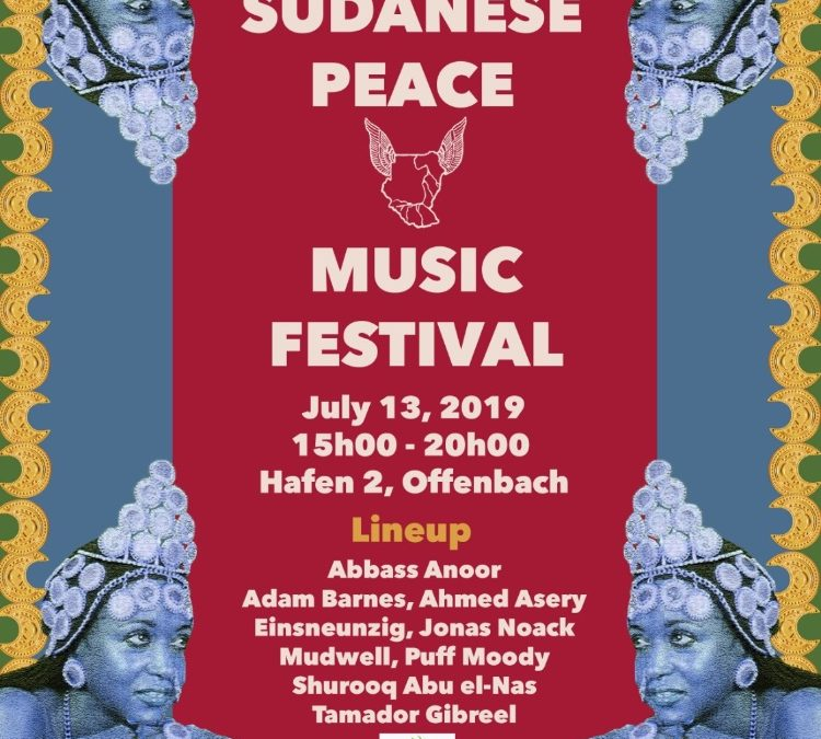 Sudanese Peace Music Festival : 13.07.2019